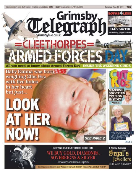 Grimsby Telegraph  Subscription